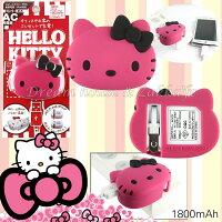 凱蒂貓週邊商品推薦到日本限定 原裝進口 KITTY 造型 USB 充電器 插頭 《 正版三麗鷗 Sanrio 》 ★ 夢想家精品生活家飾 ★