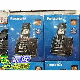 [COSCO代購如果沒搶到鄭重道歉] Panasonic 數位無線答錄電話機KX-TGD320TWB W107810