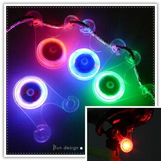 【aife life】掛繩LED青蛙燈/營繩燈/警示燈/尾燈/車燈/露營燈/帳篷燈/LED燈/腳踏車燈/自行車燈