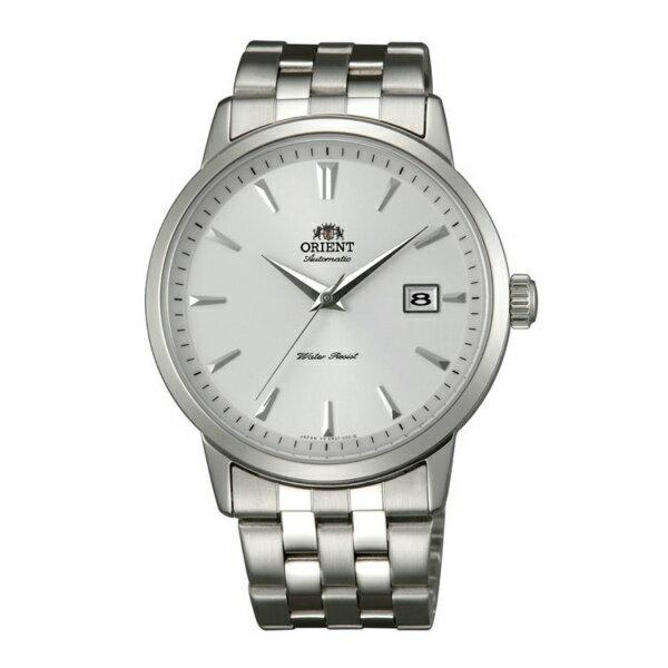 Orient 東方錶(FER2700AW)經典簡約機械腕錶/白面41mm