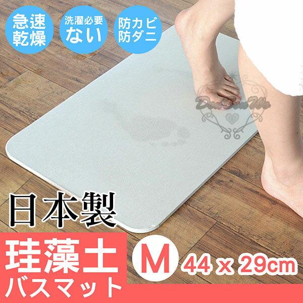 日本製HIRO珪藻土浴墊超強吸水力M號019323海渡 居家小物