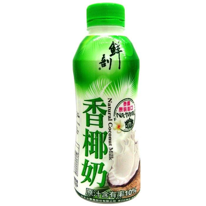 半天水 鮮剖香椰奶 600ml【康鄰超市】