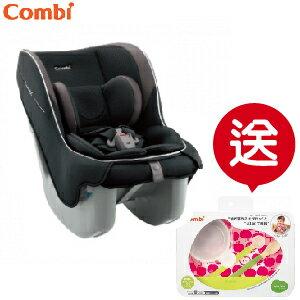 【本月贈$880新圍兜離乳餐具組】日本【Combi康貝】Coccoro EG 初生型安全汽座(汽車安全座椅)-莓果黑