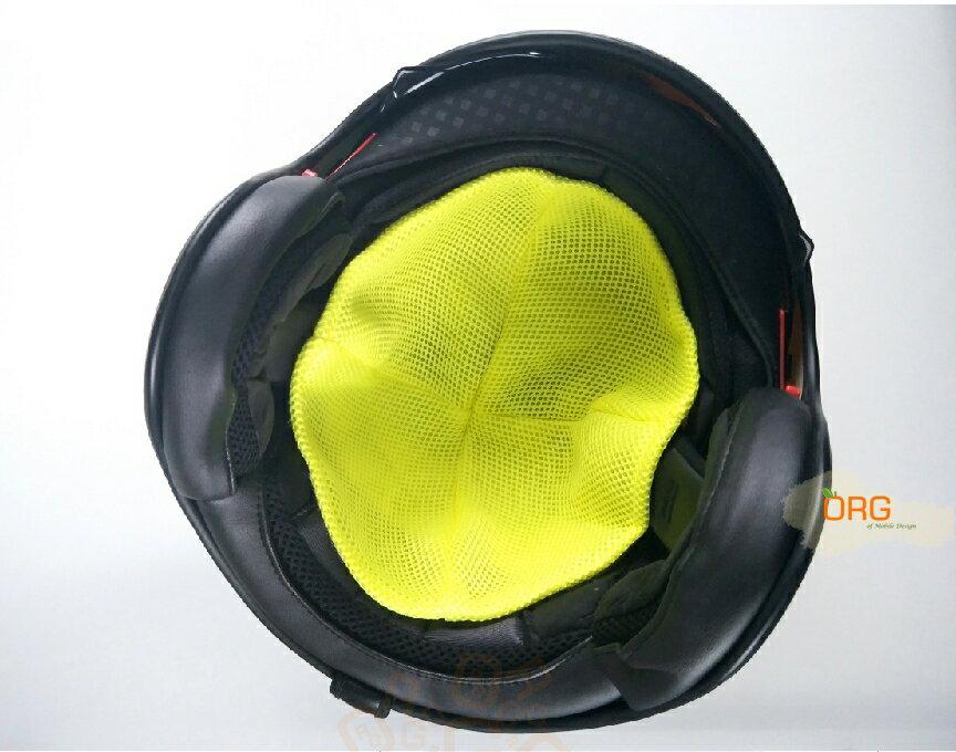 ORG《SD1070a》台灣製~3D網格透氣 安全帽內襯 3D替換內襯 透氣內襯 安全帽內套 安全帽內襯套 騎士用品 6