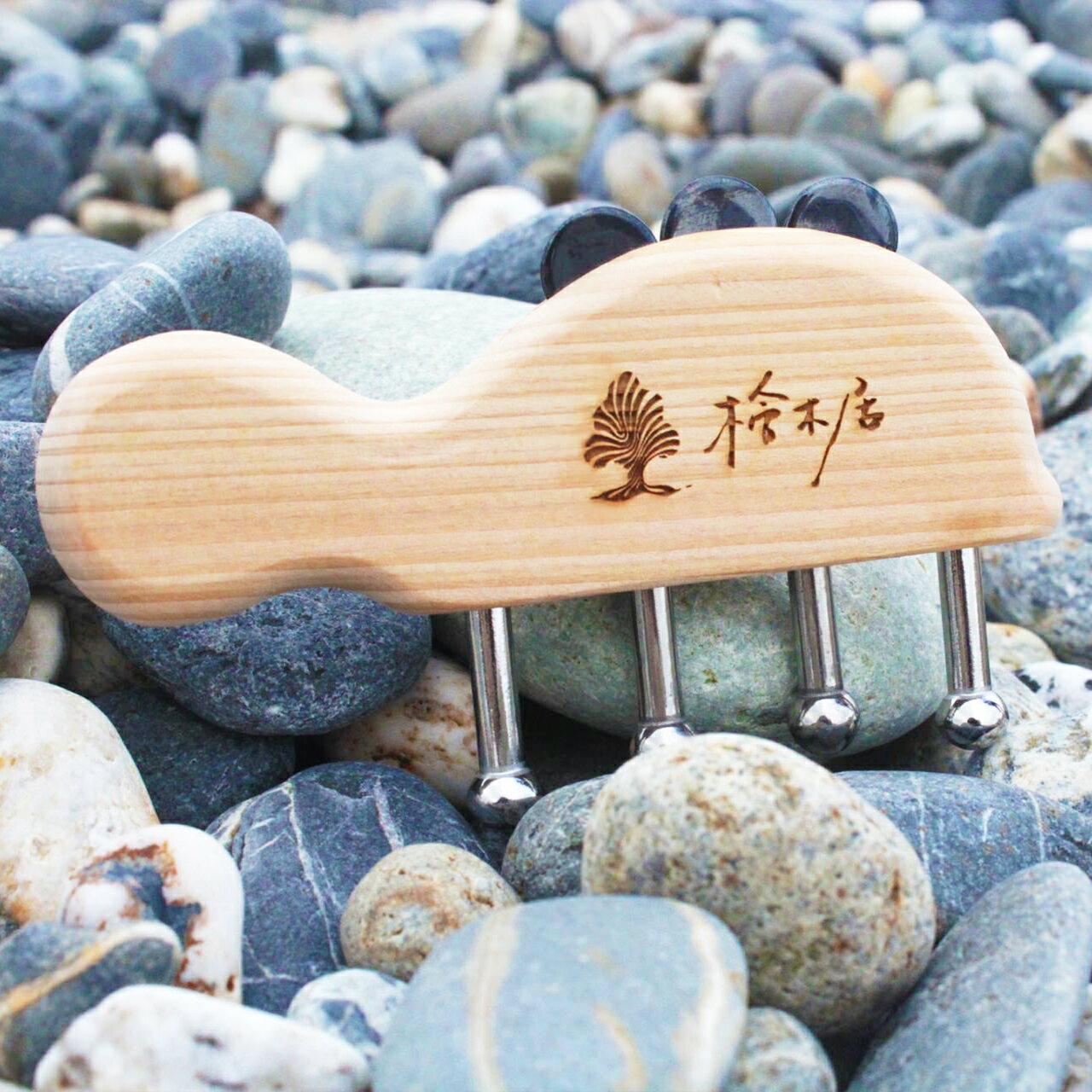 檜木磁能按摩小物~鯨魚限定款 ~  好康折扣