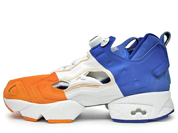 ★2/25~2/28連假特賣限定商品★[38%OFF] 2015 20周年紀念 NBA 紐約明星賽 TOKEN 38 限量登場 紐約鞋舖 PACKER SHOES x 瑞典鞋舖 SNEAKERSNSTUFF x REEBOK INSTA PUMP FURY OG NYC 白藍橘 紐約 ALL-STAR 尼克 SNS 三方聯名 STANCE 特製襪子 (V63454) !