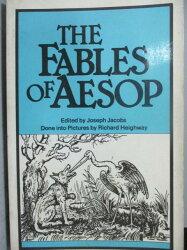 【書寶二手書T6/原文小說_MLI】The Fables of Aesop