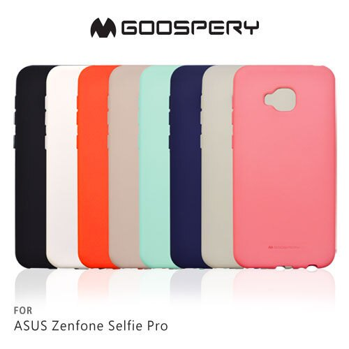 ASUS ZenFone 4 Selfie Pro ZD552KL GOOSPERY SOFT FEELING 液態矽膠殼 保護殼 手機殼 TPU 軟套 背殼 殼