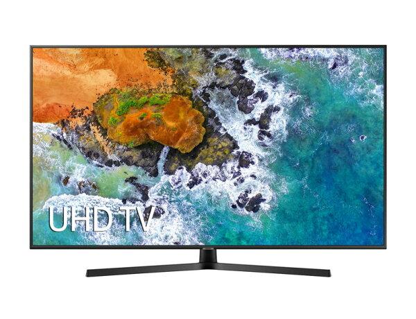 SAMSUNG三星UA55NU7400WXZW4K平面55吋液晶電視