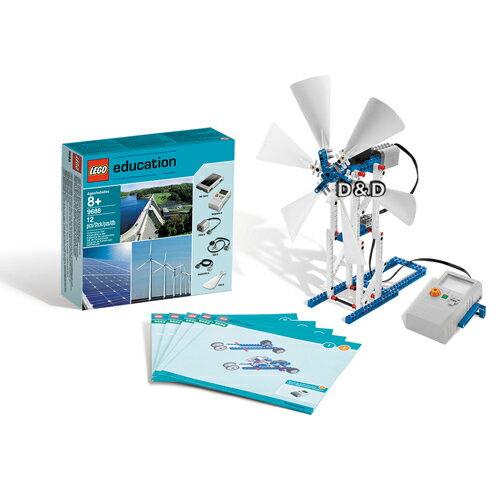 樂高LEGO 9688 Education 教育系列 - 動力機械組太陽能套件 - 限時優惠好康折扣