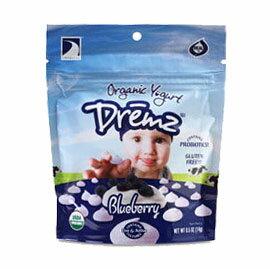 【悅兒樂婦幼用品舘】Dremz 佑爾康金貝親 有機嬰兒優格餅14g (藍莓)