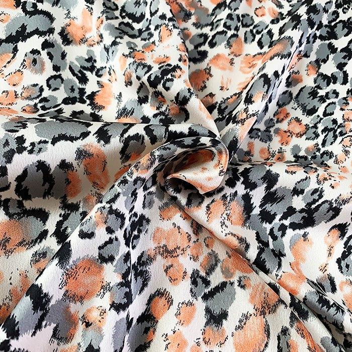 長裙 印花 蛇皮紋 A字裙 拉鍊 鬆緊 喇叭裙 長裙【HA430】 BOBI  04 / 18 7