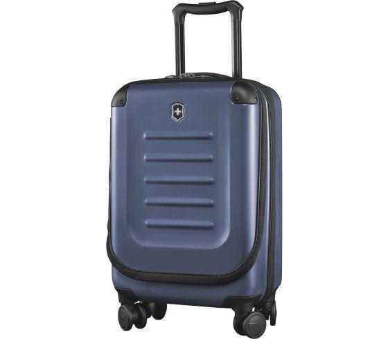 Victorinox 瑞士維氏 Spectra 2.0 可擴展輕巧全球適用 登機型 TRGE-601285 旅行箱 20吋 登機箱 藍 / 個