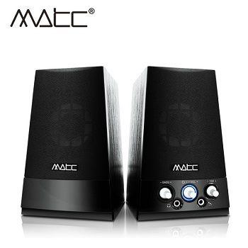<br/><br/>  [良基電腦] 【MATC】MA-2210 2.0聲道 魔音天使多媒體音箱 [天天3C]<br/><br/>