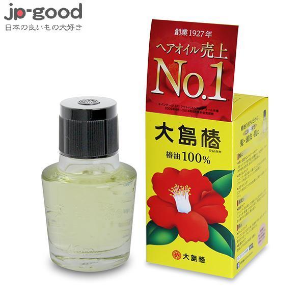 大島椿護髮椿油-40ml