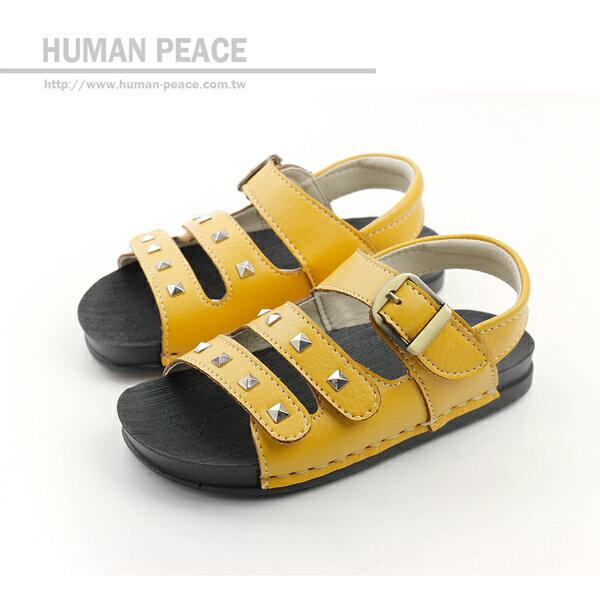 涼鞋 咖啡 小童 no088