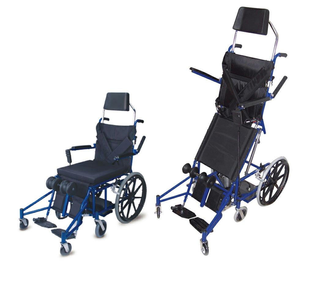 來而康 台灣福康 機械椅 電動站立式輪椅 輪椅補助C款 附加功能A款 贈 輪椅置物袋