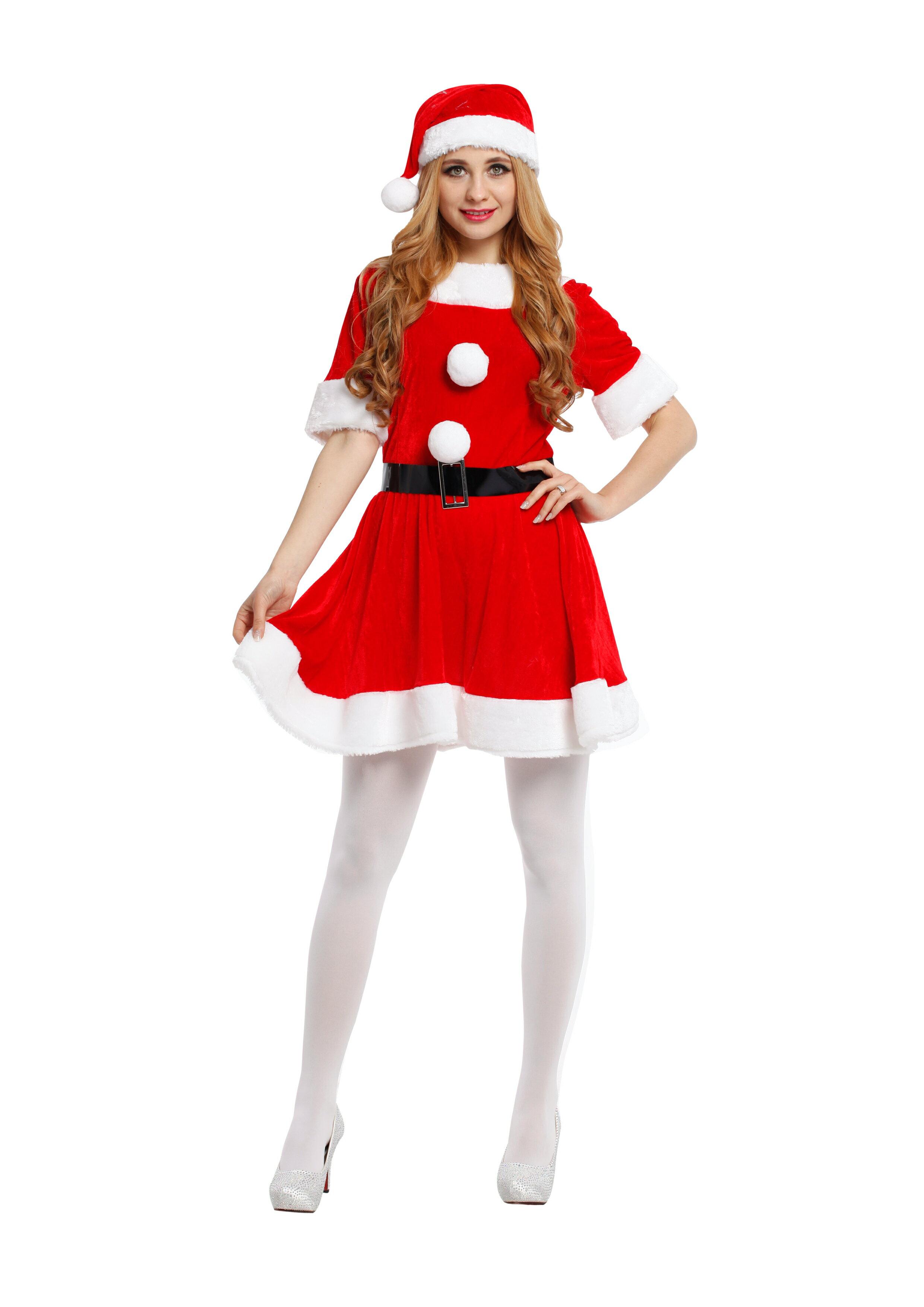 X射线【X380024】 俏丽圣诞服, 舞会/尾牙/万圣/圣诞/大人变装/cosplay/表演/摄影/写真/话剧/童话/性感/交换礼物