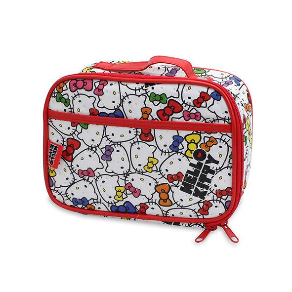 AKACHAN阿卡將 Hello Kitty外出用溼巾 紙尿布 便利袋
