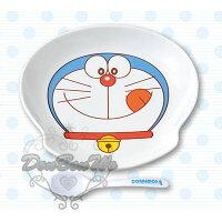 小叮噹週邊商品推薦哆啦A夢小叮噹塑膠餐盤咖哩盤附湯匙景品030101海渡