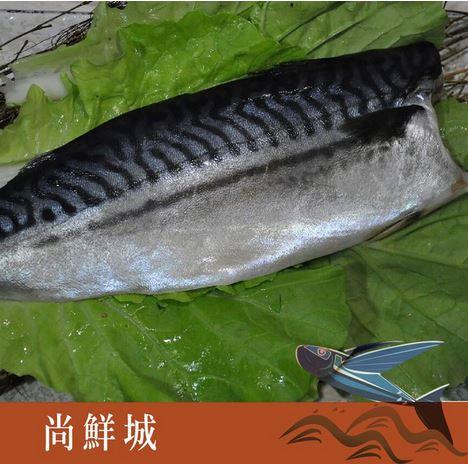 【尚鮮網】 挪威鯖魚片 (190g)買十送一
