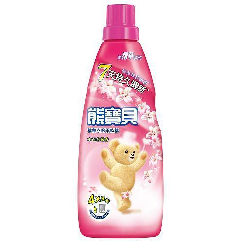 熊寶貝精華水百合馨香800ml~愛買~