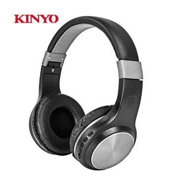 KINYO藍牙耳機BTE-3850頭戴式可折疊藍牙耳機【迪特軍】