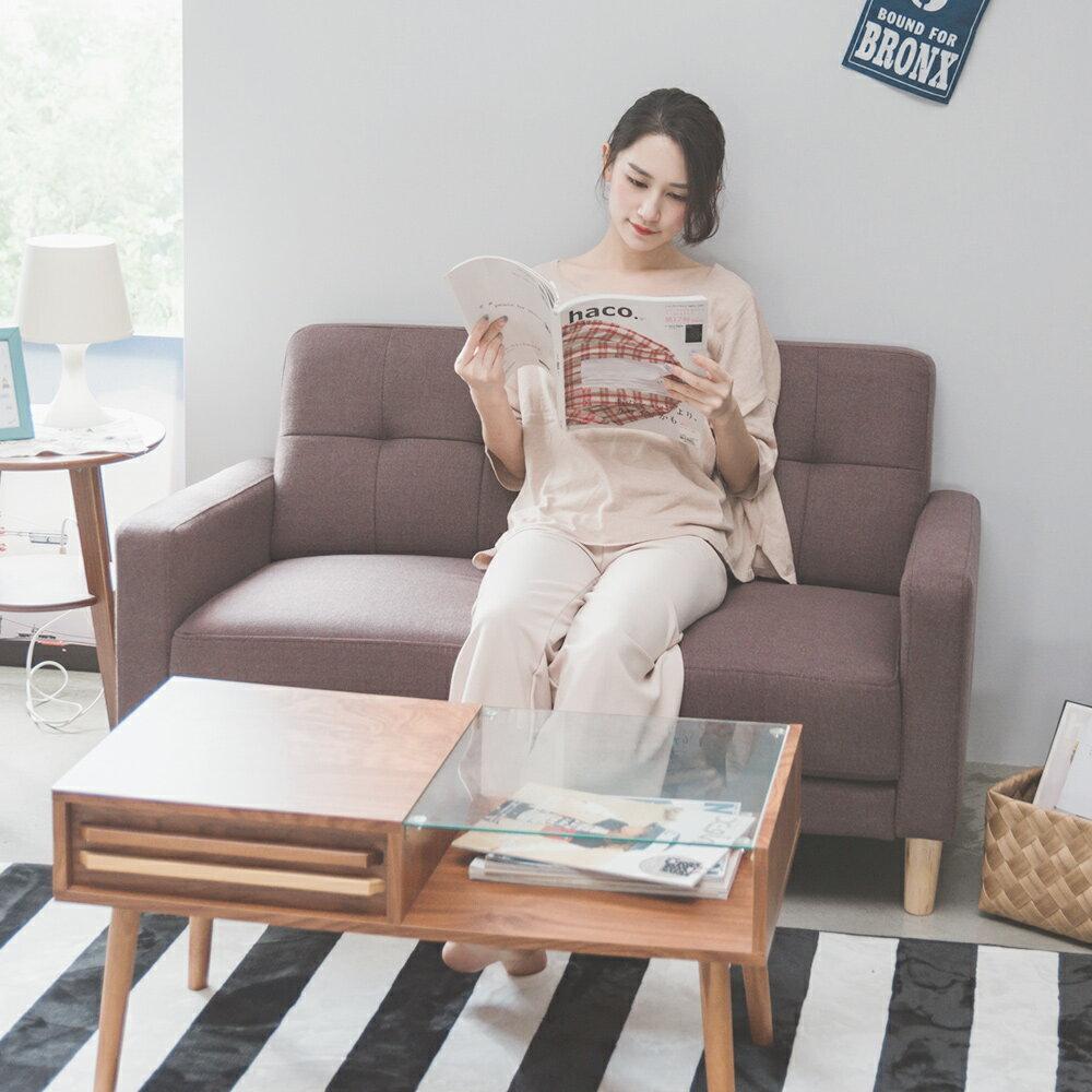 沙發 / 椅子 / 床 雅思本簡約系雙人沙發 完美主義【Y0315】 4