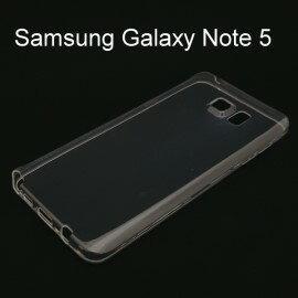超薄透明軟殼  透明  Samsung N9208 Galaxy Note 5
