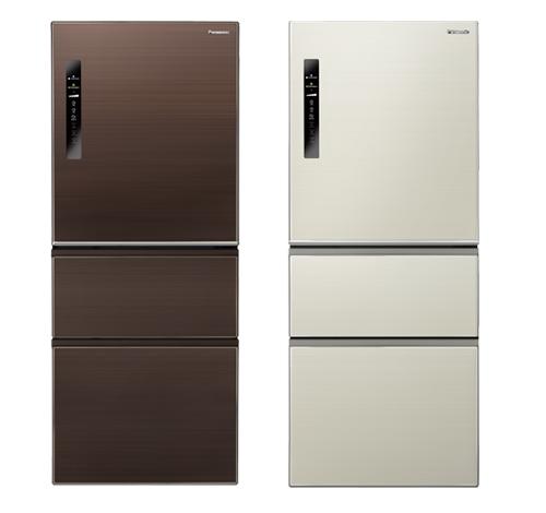 Panasonic 國際牌 NR-C508NHV 無邊框變頻三門冰箱(500L)★指定區域配送安裝★