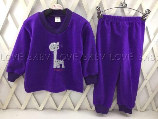 ☆╮寶貝丹童裝╭☆ 台灣製造 可愛 動物 造型 透氣 舒適 男女童 上衣+小褲 長袖 套裝 新款 ☆