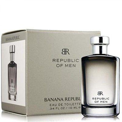 香水1986☆Banana Republic of men 香蕉共和國典藏男性淡香水迷你小香 10ml