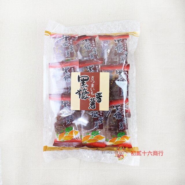 ~0216零食會社~黑糖蜜番薯_9入