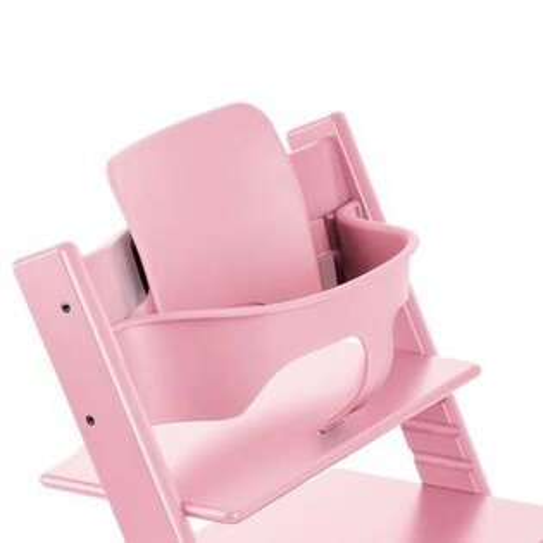 STOKKETrippTrapp®成長椅配件-嬰兒套件(公主粉)