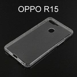 氣墊空壓透明軟殼OPPOR15(6.28吋)