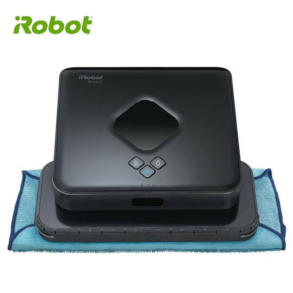 點數再加碼10%回饋【台灣原廠公司貨】iRobotBraava拖地機器人Braava380t