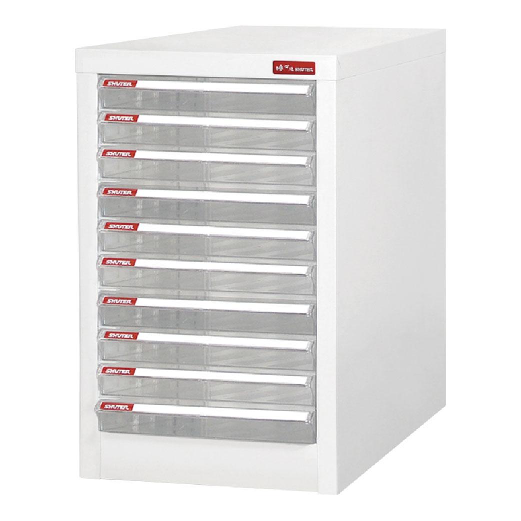 B4-110F落地型樹德櫃 檔案整理 文件櫃 收納 社團用文書櫃 分類 資料櫃