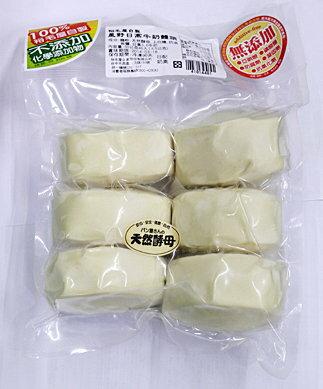 雪印牛奶饅頭(6入)奶素 2