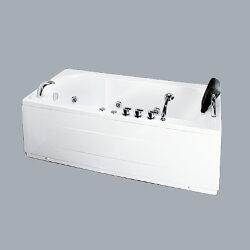 HCG按摩浴缸附左牆(左、右排)(含所有配件) /F836B4SL