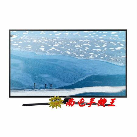 南屯手機王 SAMSUNG三星UHD 4K平面Smart TV KU6000 Series