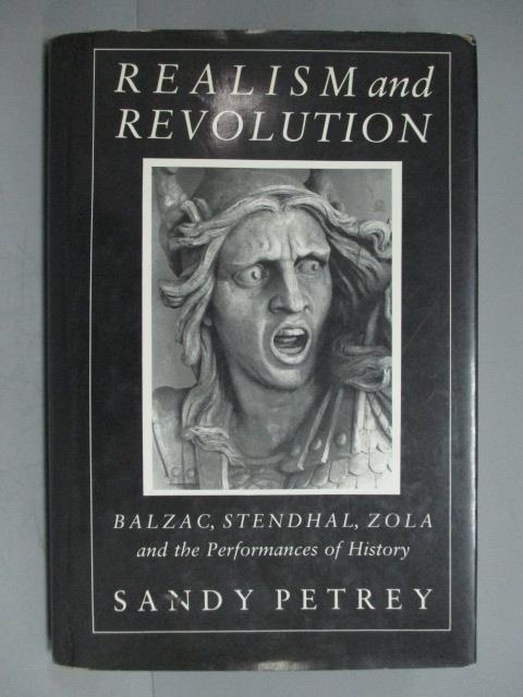 ~書寶 書T8/原文小說_PFB~Realis and Revolution_Sandy