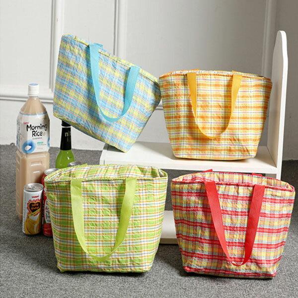 BO雜貨【SV8029】 保溫冷便當袋 保溫保冰保冷包 手提包 保溫包 保溫袋 便當 野餐 上班 通勤