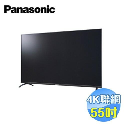國際 Panasonic 55吋 4K聯網液晶電視 TH-55EX550W