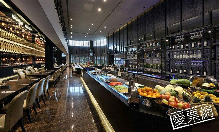 【愛票網】台南桂田酒店阿力海百匯自助餐吃到飽假日午/晚餐券