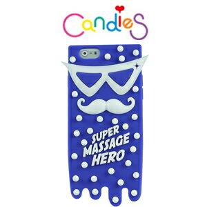 FENICE:【Candies】馬殺雞英雄(藍)-IPhone66S