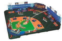 日本原裝 Epoch (52CM)  3D立體棒球盤 豪華野球盤 怪獸球場 玩具大賞