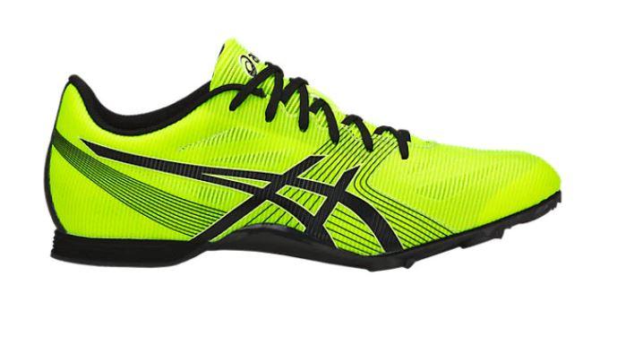 Asics Hyper MD 6 [G502Y-0790] 男鞋 田徑 釘鞋 螢黃 黑