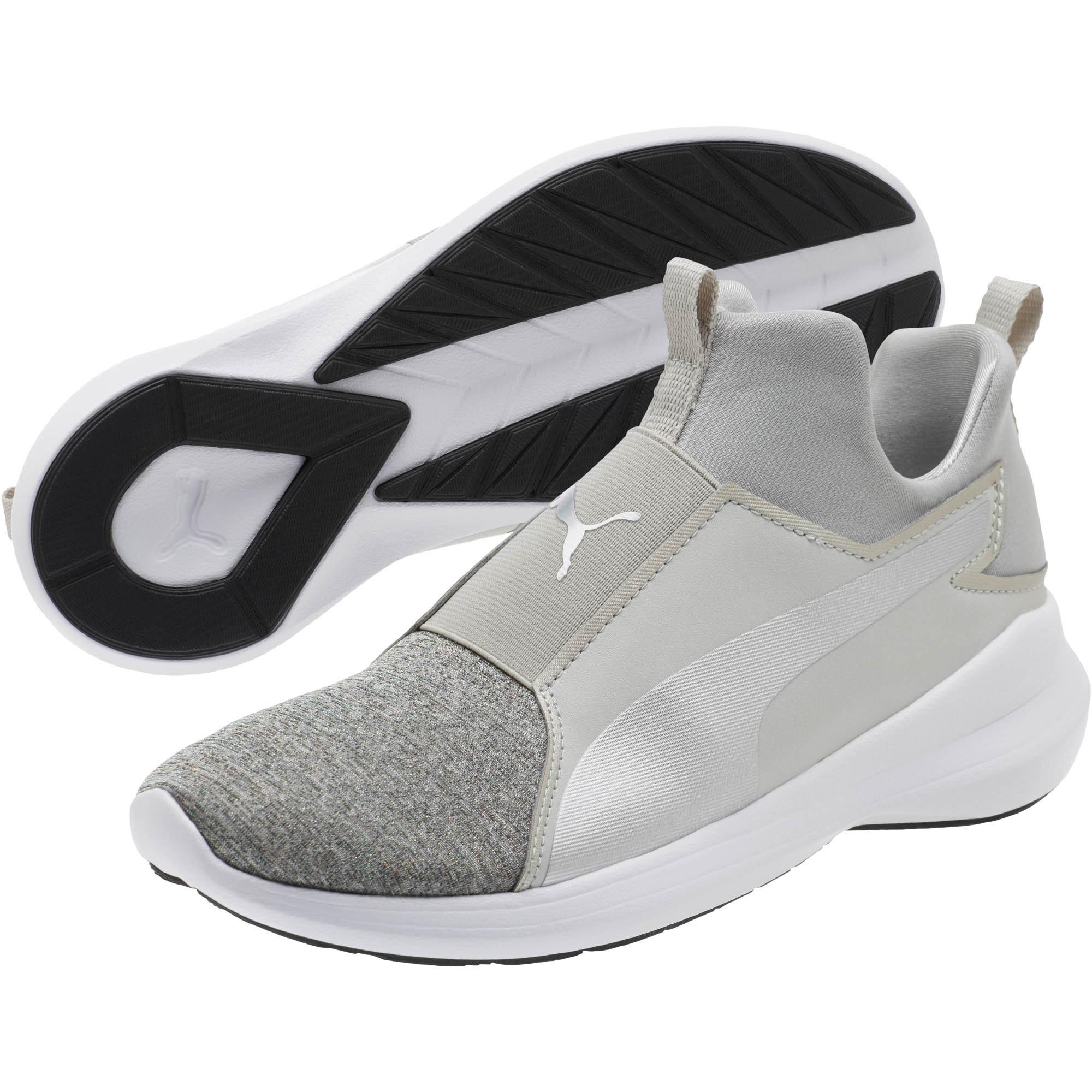 7b363fd20815 Official Puma Store  Puma Rebel Mid Glow JR Sneakers