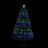 HomCom 3' Artificial Holiday Decoration Light Up Christmas Tree - Green 2