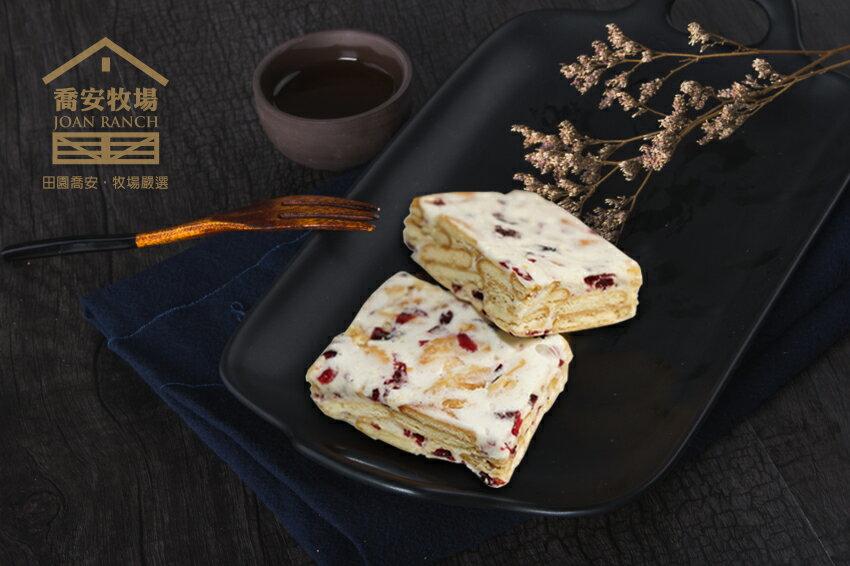 金門淳新特產 聖祖〈蔓越莓〉雪花酥兒 (缺貨中勿下單)